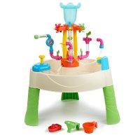 Little Tikes 喷泉工厂玩水游戏桌