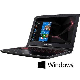 Acer Predator Helios 300 2018 (144Hz, i7 8750H, 1060OC, 8GB, 1TB)