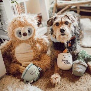 低至5折 + 满$100减$25Serenity Collection 精选狗狗衣服、玩具、用品等促销