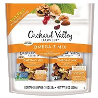 Orchard Valley Harvest Omega-3 混合坚果包 8 oz
