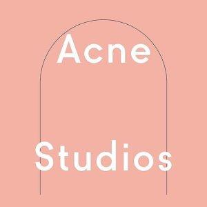 一律5折+包邮包退Acne Studios 服饰热卖 羊毛笑脸毛衣$150