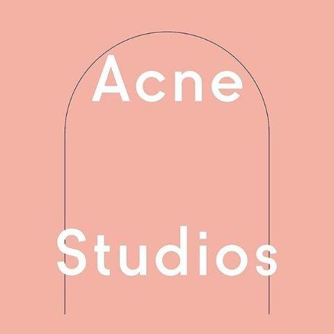 Acne Studios 新款热卖,百搭焦糖色围巾$135
