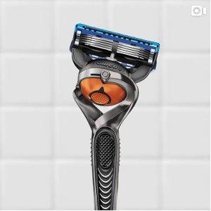 €16收8个装 原价€26.99Gillette 吉列剃须产品 囤好一年不用买 收3层、5层刀头版本