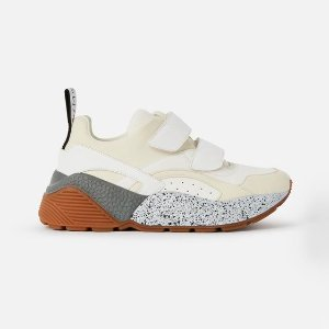 Stella McCartneyWomen's White Eclypse Sneakers