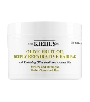 Olive Fruit Oil Deeply Reparative Hair Pak, Conditioner - Kiehl's