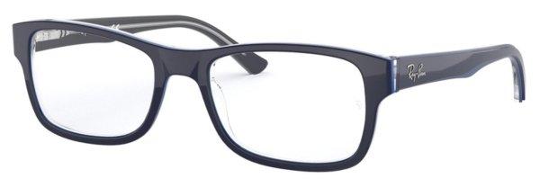 Ray Ban 灰色眼镜镜框