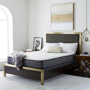 低至2折 $397收Sealy硬床垫QueenMacy's 精选家具、家饰、旅行箱等季末清仓特卖