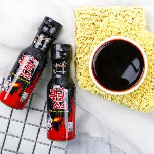 优惠价€9.99Samyang 火鸡面酱料 喜欢火鸡面味道的福音 拌饭拌面蘸酱皆可
