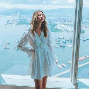新品8.5折 €67收封面同款连衣裙Jovonna London 早秋新品大促 优雅法式设计师 仙女必备