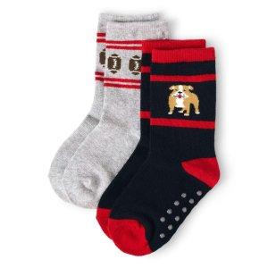 Gymboree男童袜子两双