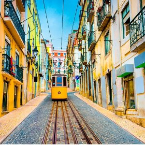 From   $506Miami - Lisboa RT Flight  Nonstop