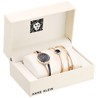 $44.99Anne Klein Women's Watches and Bangle Set