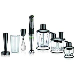 Amazon.com: Braun MQ9097 Multiquick Hand Blender, 2.7 x 2.7 x 16.1 inches, Black: Kitchen & Dining