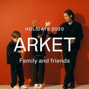 3折起+额外8.5折法国打折季2021:Arket 冬季大促再升级 收极简风毛衣、外套
