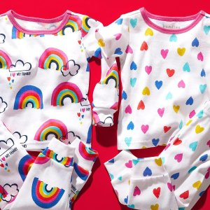 50% Off + Free ShippingKids Pjs Sale @ Children's Place