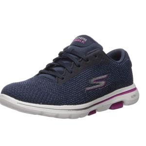 $24.99起(原价$85)Skechers 斯凯奇 Go Walk系列 女士休闲运动鞋 US5码