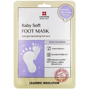 Leaders Insolution Dr. Therapy Foot Mask(1 pair)