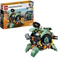 Lego Overwatch  仓鼠破坏球 75976