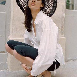 全部白菜价  $9.99收纯色卫衣劳动节好价:H&M 基础款闪购 收纯色针织衫、卫衣、裙裤