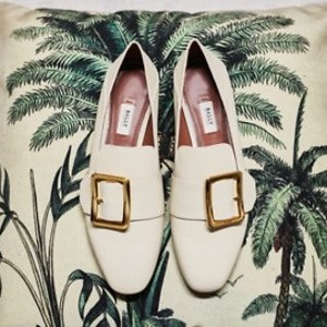 全场7折 €329收穆勒鞋Bally 闪促上线 收经典方扣乐福鞋 码全款全超值收