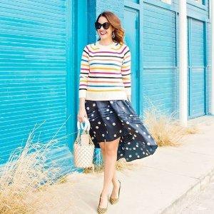 全场8.5折 £297.5收新款针织衫独家即将截止:Chinti & Parker 纯羊绒少女风美衣热卖