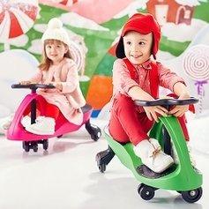 低至3.5折 封面款扭扭车$24.99Zulily 多款儿童骑乘类玩具车热卖 户外活动乐趣多