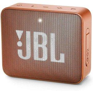 JBLGo 2 便携式音箱 小金砖 多色可选