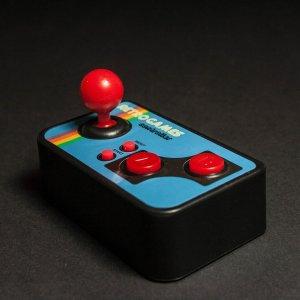 优惠价€11.48 即插即玩thumbs UP! 迷你复古游戏机 自带200个经典游戏