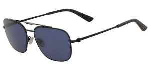 Calvin Klein Collection Men's Stainless Steel Navigator Sunglass