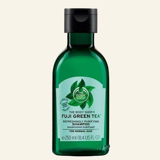 绿茶洗发水