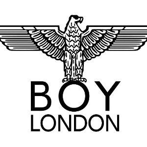 半价+额外8折 £24收T恤Boy London官网 大促再降价 爆款Logo卫衣、短袖全年最低价