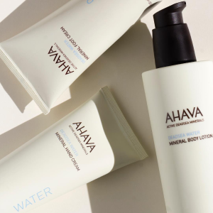 $25 OffWith $100 Purchase @ AHAVA