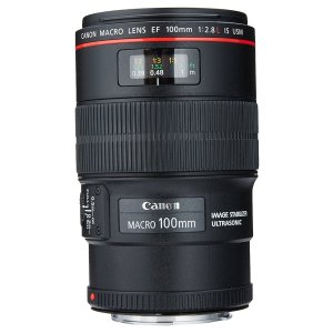 Canon EF 100mm f/2.8L IS USM Macro 新百微 微距镜头