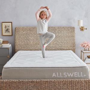 低至7折 买多省多 奢华硬床垫低至$241新春独家:Allswell 高品质床垫和设计师床品开年大促
