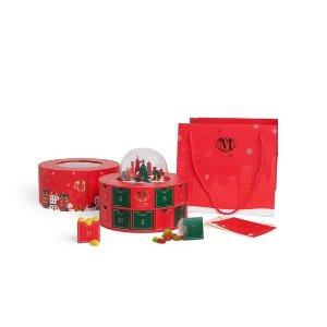 Lady M2020 圣诞倒数礼盒