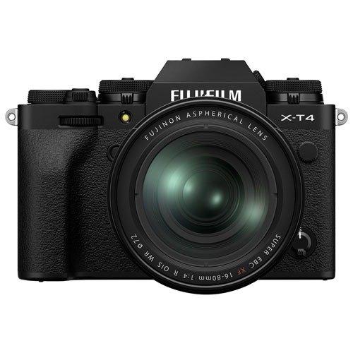Fujifilm X-T4+16-80mm