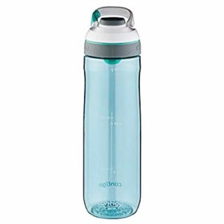 $7.17Contigo AUTOSEAL Cortland Water Bottle, 24 oz, Greyed Jade