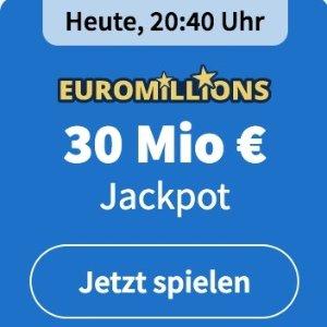 周二/五开奖 2注机会只要€6