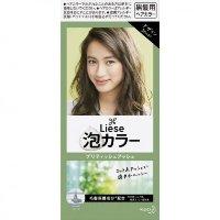 【新】日本花王 Prettia泡沫染发膏 英国灰啡色 4901301336811