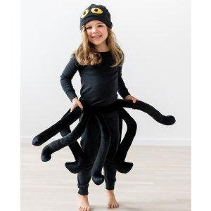 Hanna Andersson蜘蛛装饰