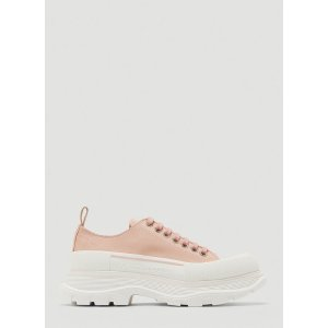 Alexander McQueenTread Slick 厚底鞋