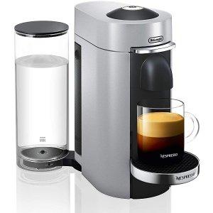 4.4折 现价€88.7(原价€199.99)史低价:De'Longhi 德龙 Nespresso VertuoPlus 胶囊咖啡机 宅家享香醇