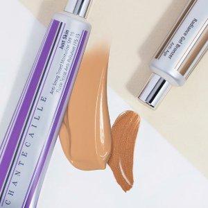 最高减$275 变相7.25折香缇卡Just Skin 隔离促销  轻薄透亮 打造完美底妆