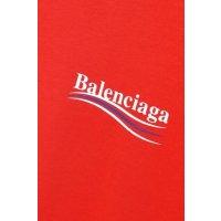 Balenciaga oversize T恤