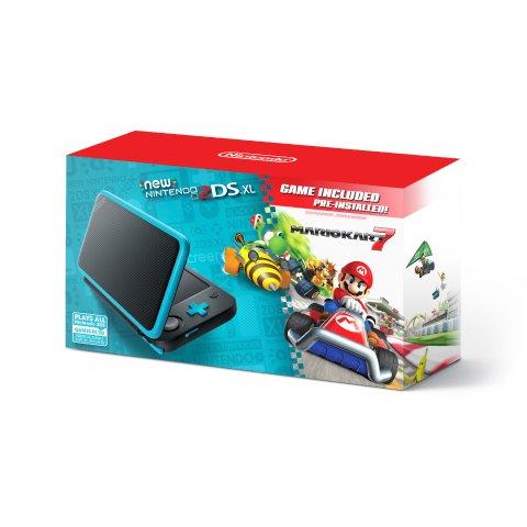 $99.99New Nintendo 2DS XL System w/ Mario Kart 7 Pre-installed
