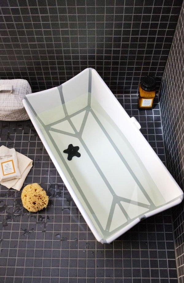 可折叠婴儿浴缸