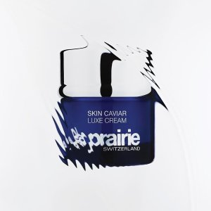 线上8折起+额外82折 $124收泡沫洁面La Prairie精选护肤产品罕见折上折 鱼子酱系列收起来