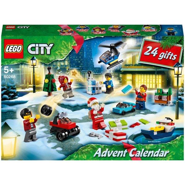城市圣诞倒数日历 (60268)