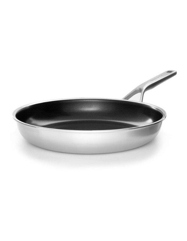 不锈钢炒菜锅 28cm