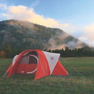 $159.99(原价$249.99)史低价:Coleman Bristol 8人户外野营帐篷